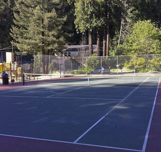 Henry N Pacheo Park ~ Tennis Courts