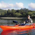 kayak fishing cozy cove guerneville ca
